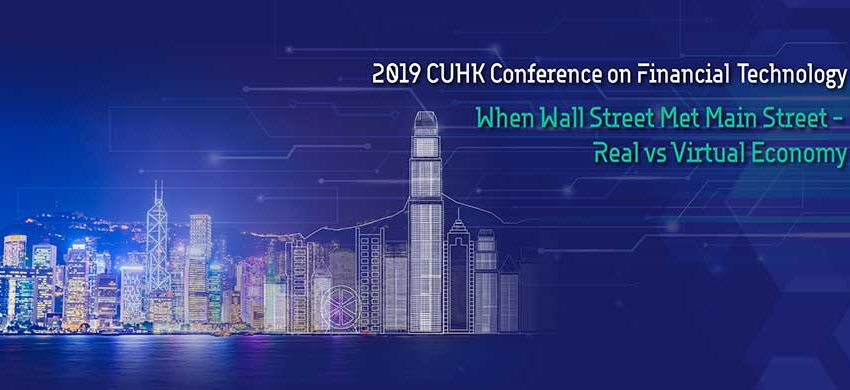 2019 CUHK Conference on Financial Technology